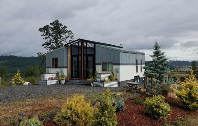 Nhà cấp 4 chỉ vỏn vẹn 40m² nhưng nhờ thiết kế hợp lý 4 người trong gia đình vẫn sống vui vẻ và thoải mái - Ảnh 7.