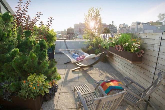 Ban công nhỏ biến thành khu vườn xanh mát đẹp hút ánh nhìn với những ý tưởng đơn giản không ngờ - Ảnh 19.