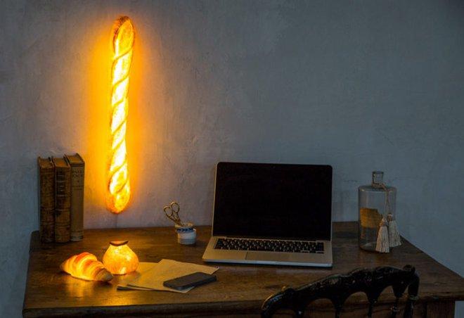 Đèn trang trí hình bánh mì: chiếc đèn độc đáo, lạ mắt cho chủ nhà cá tính - Ảnh 3.