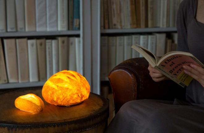 Đèn trang trí hình bánh mì: chiếc đèn độc đáo, lạ mắt cho chủ nhà cá tính - Ảnh 4.