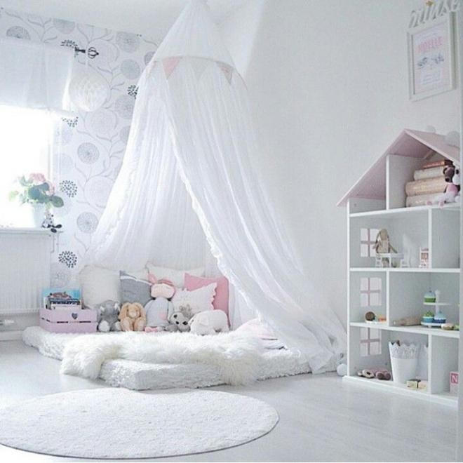 Nếu có con gái, nhất định ba mẹ nên trang trí phòng cho bé đẹp như thế này - Ảnh 8.
