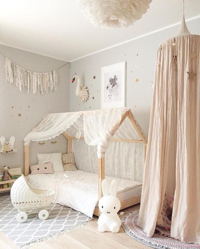 Nếu có con gái, nhất định ba mẹ nên trang trí phòng cho bé đẹp như thế này - Ảnh 11.