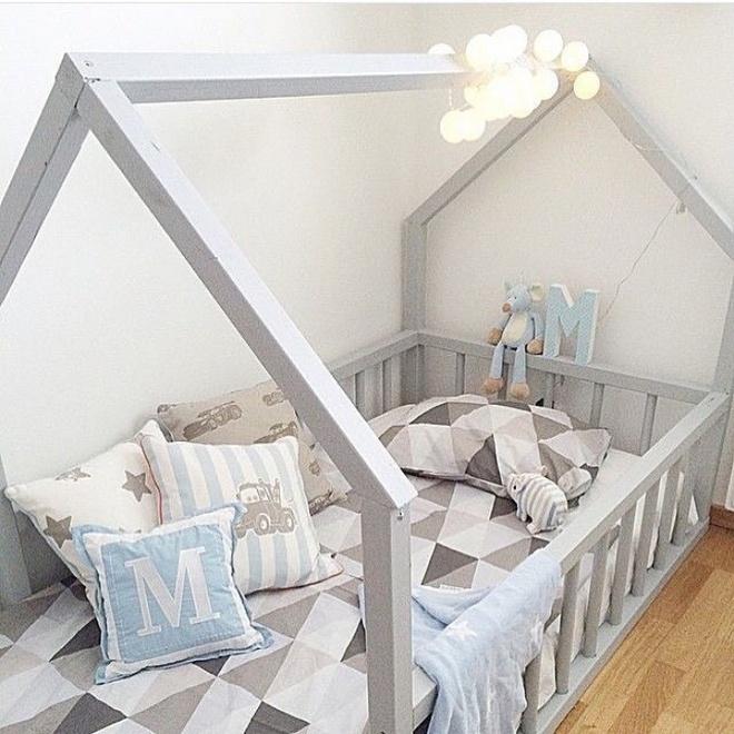 Giường gác mái - món nội thất dành riêng cho bé xinh đến ngẩn ngơ - Ảnh 7.