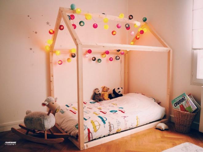 Giường gác mái - món nội thất dành riêng cho bé xinh đến ngẩn ngơ - Ảnh 8.