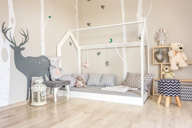 Giường gác mái - món nội thất dành riêng cho bé xinh đến ngẩn ngơ - Ảnh 12.