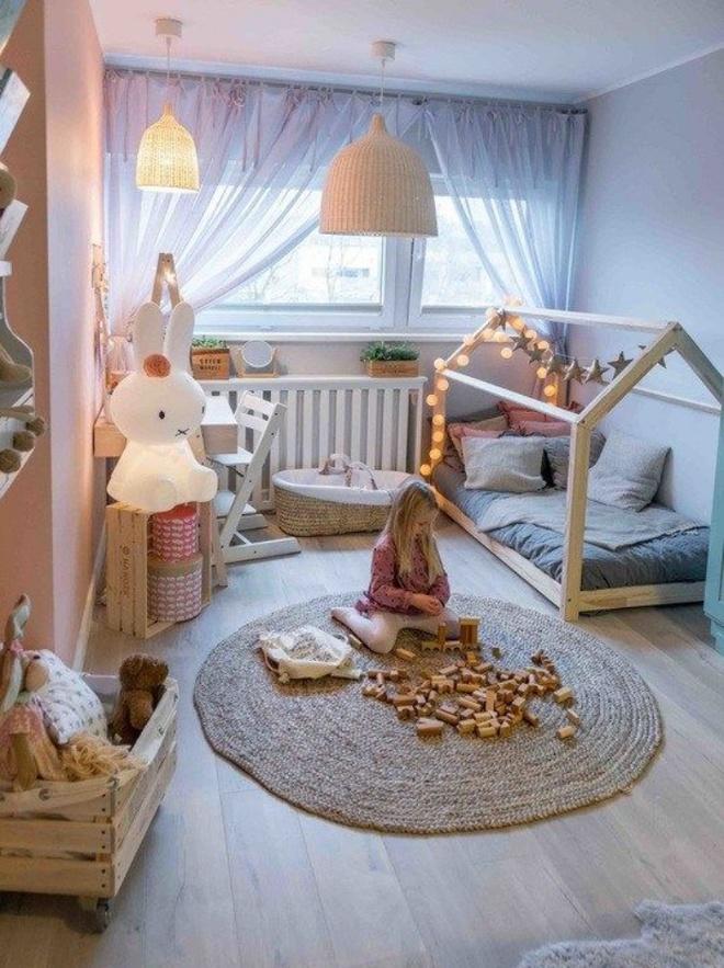 Giường gác mái - món nội thất dành riêng cho bé xinh đến ngẩn ngơ - Ảnh 18.