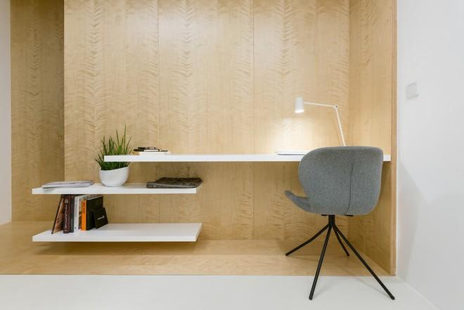 Thuốc bổ cho ngôi nhà nhỏ chính là nội thất gỗ đa chức năng - Ảnh 10.