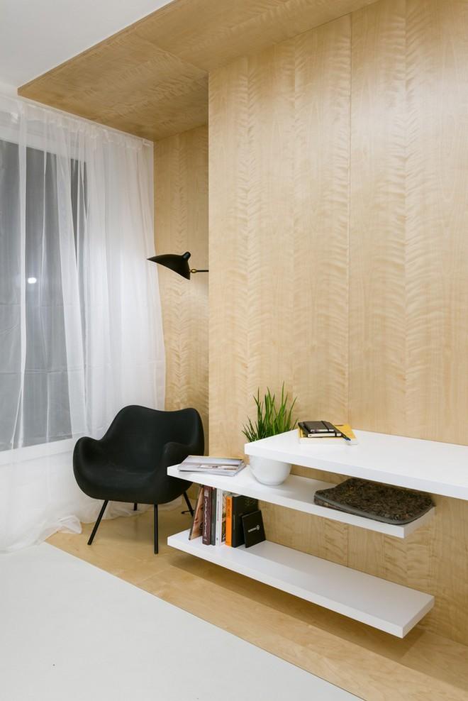 Thuốc bổ cho ngôi nhà nhỏ chính là nội thất gỗ đa chức năng - Ảnh 11.
