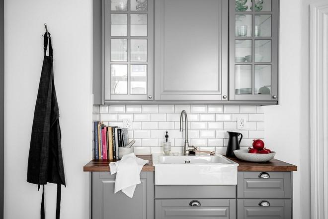 Lại thêm 1 căn hộ thành công xuất sắc khi áp dụng phong cách Scandinavian vào trang trí nhà - Ảnh 8.