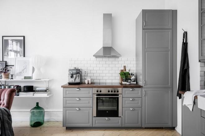 Lại thêm 1 căn hộ thành công xuất sắc khi áp dụng phong cách Scandinavian vào trang trí nhà - Ảnh 9.