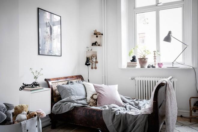 Lại thêm 1 căn hộ thành công xuất sắc khi áp dụng phong cách Scandinavian vào trang trí nhà - Ảnh 13.