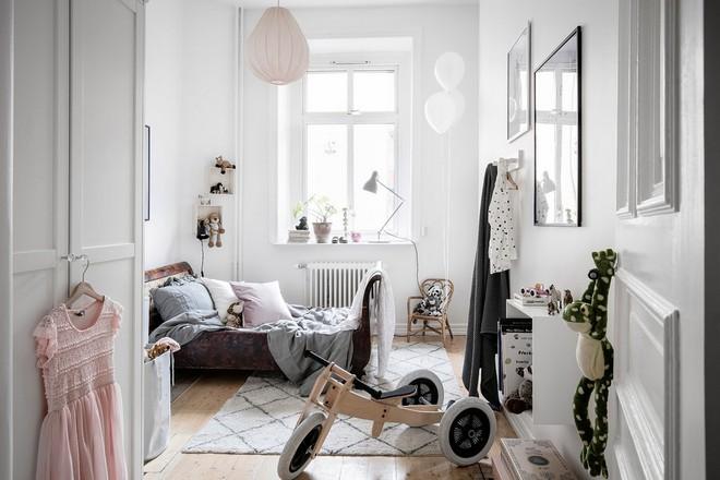 Lại thêm 1 căn hộ thành công xuất sắc khi áp dụng phong cách Scandinavian vào trang trí nhà - Ảnh 14.