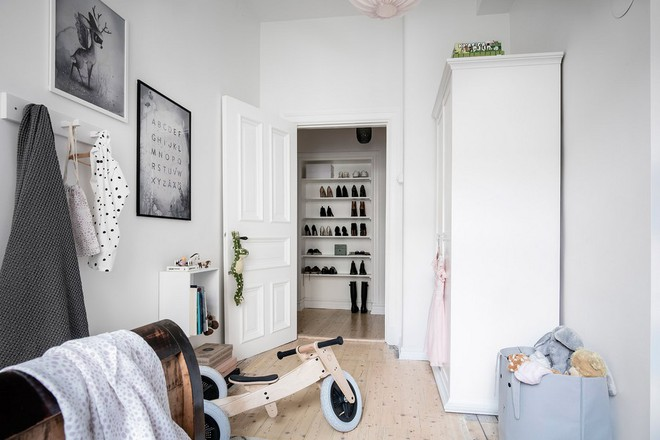 Lại thêm 1 căn hộ thành công xuất sắc khi áp dụng phong cách Scandinavian vào trang trí nhà - Ảnh 15.