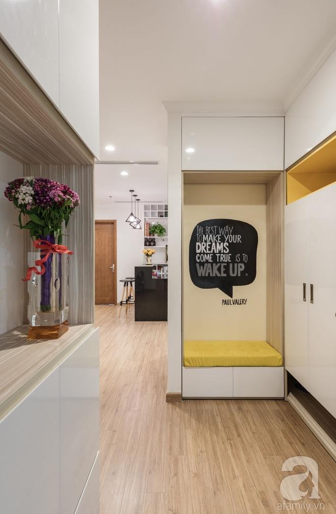 Không gian mơ ước trong căn hộ 143m² có chi phí 310 triệu đồng của gia đình 7 người ở Hà Nội - Ảnh 3.