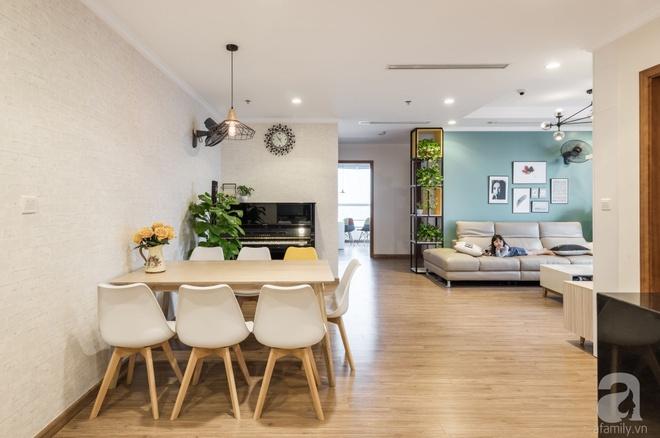 Không gian mơ ước trong căn hộ 143m² có chi phí 310 triệu đồng của gia đình 7 người ở Hà Nội - Ảnh 5.