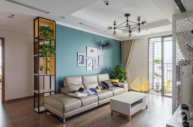 Không gian mơ ước trong căn hộ 143m² có chi phí 310 triệu đồng của gia đình 7 người ở Hà Nội - Ảnh 6.