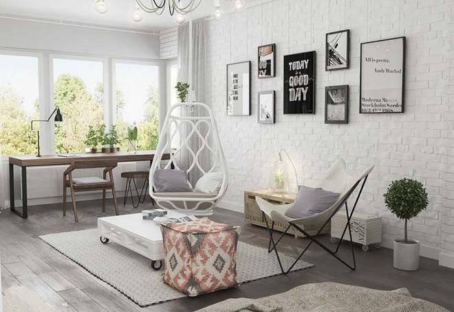 Cách áp dụng phong cách Scandinavian chuẩn không cần chỉnh cho không gian của bé - Ảnh 10.