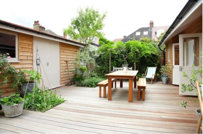 Chìm đắm trong ngôi nhà vườn đẹp lãng mạn như một bức tranh đồng quê - Ảnh 7.