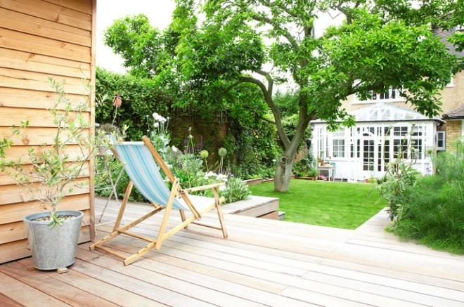 Chìm đắm trong ngôi nhà vườn đẹp lãng mạn như một bức tranh đồng quê - Ảnh 9.