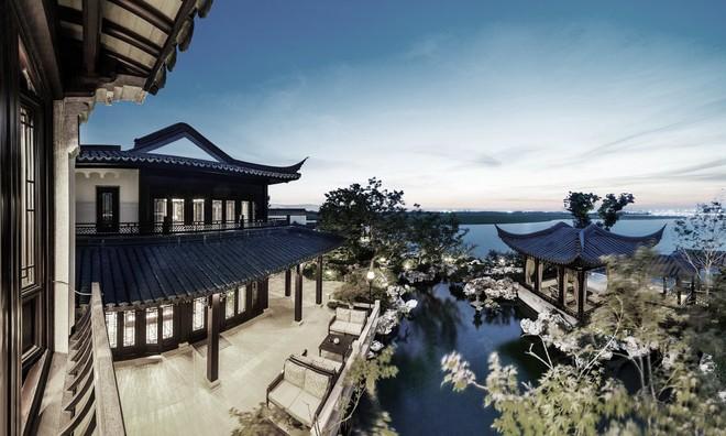 Mê mẩn trước căn biệt thự đẹp như chốn bồng lai tiên cảnh của tỷ phú Jack Ma - Ảnh 6.