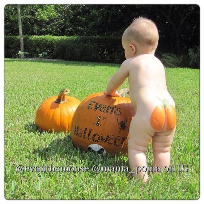Trào lưu chụp ảnh cho bé sốt xình xịch trong mùa Halloween năm nay, bố mẹ đã biết chưa? - Ảnh 11.
