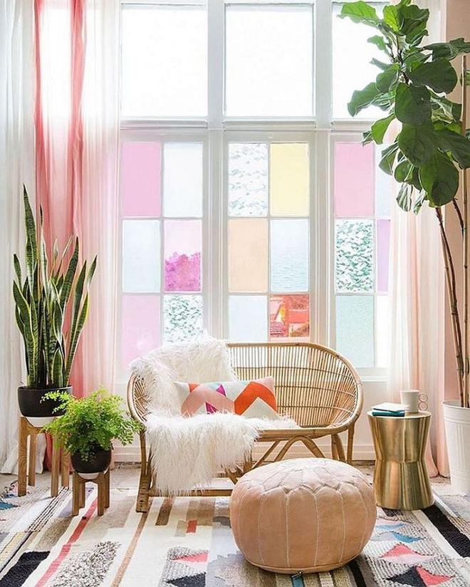 Phòng làm việc đẹp dịu dàng và bình yên với gam màu pastel khiến ai nhìn cũng yêu - Ảnh 8.