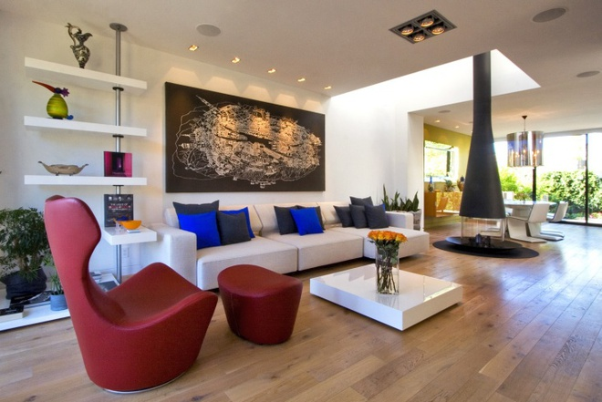 Cùng ngắm 7 ngôi nhà với lối bài trí ấn tượng, điển hình cho phong cách thiết kế nhà kiểu Mỹ  - Ảnh 2.