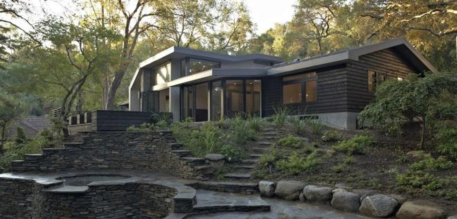Cùng ngắm 7 ngôi nhà với lối bài trí ấn tượng, điển hình cho phong cách thiết kế nhà kiểu Mỹ  - Ảnh 5.