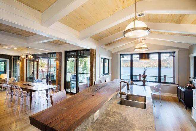 Cùng ngắm 7 ngôi nhà với lối bài trí ấn tượng, điển hình cho phong cách thiết kế nhà kiểu Mỹ  - Ảnh 10.