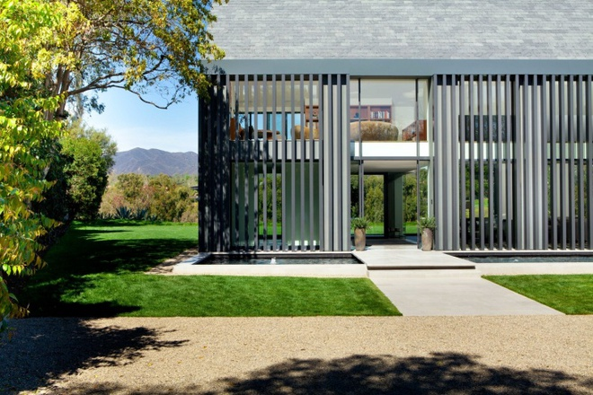Cùng ngắm 7 ngôi nhà với lối bài trí ấn tượng, điển hình cho phong cách thiết kế nhà kiểu Mỹ  - Ảnh 13.