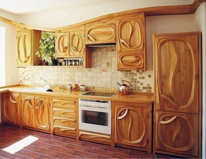 Bộ sưu tập đồ nội thất dành cho những tín đồ mê vật dụng làm từ gỗ đã xuất hiện - Ảnh 1.