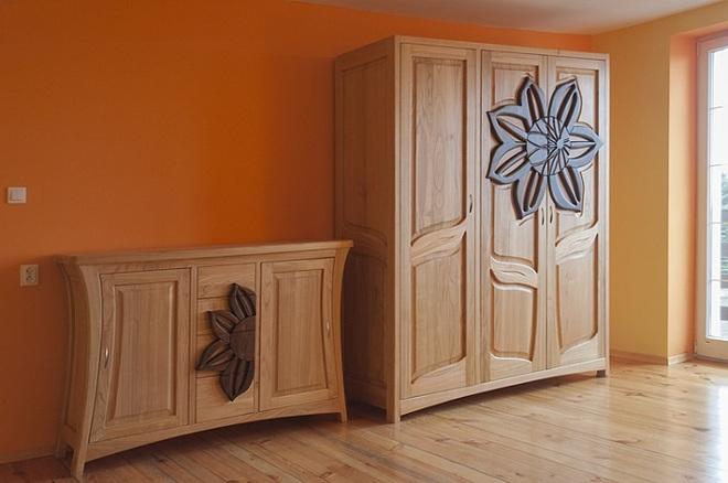 Bộ sưu tập đồ nội thất dành cho những tín đồ mê vật dụng làm từ gỗ đã xuất hiện - Ảnh 4.