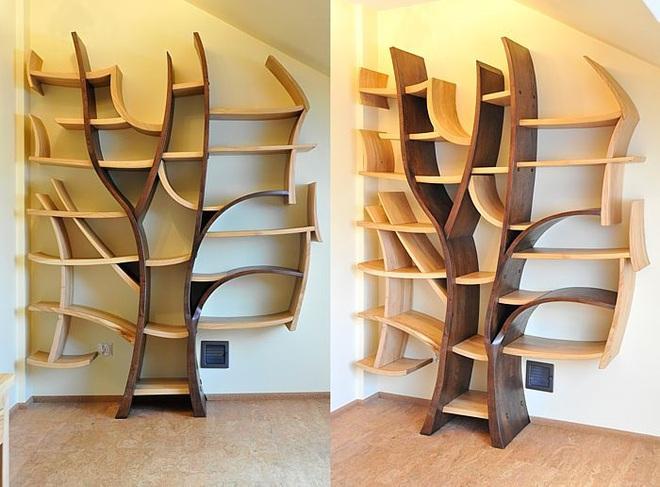 Bộ sưu tập đồ nội thất dành cho những tín đồ mê vật dụng làm từ gỗ đã xuất hiện - Ảnh 8.