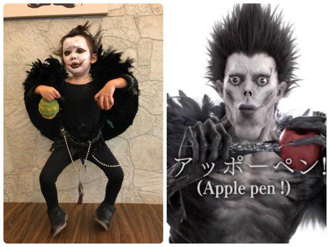 """""""Con ma Vô Diện"""" Halloween năm ngoái nay đã thăng cấp thành Thần chết lại gây sốt mạng xã hội - Ảnh 3."""