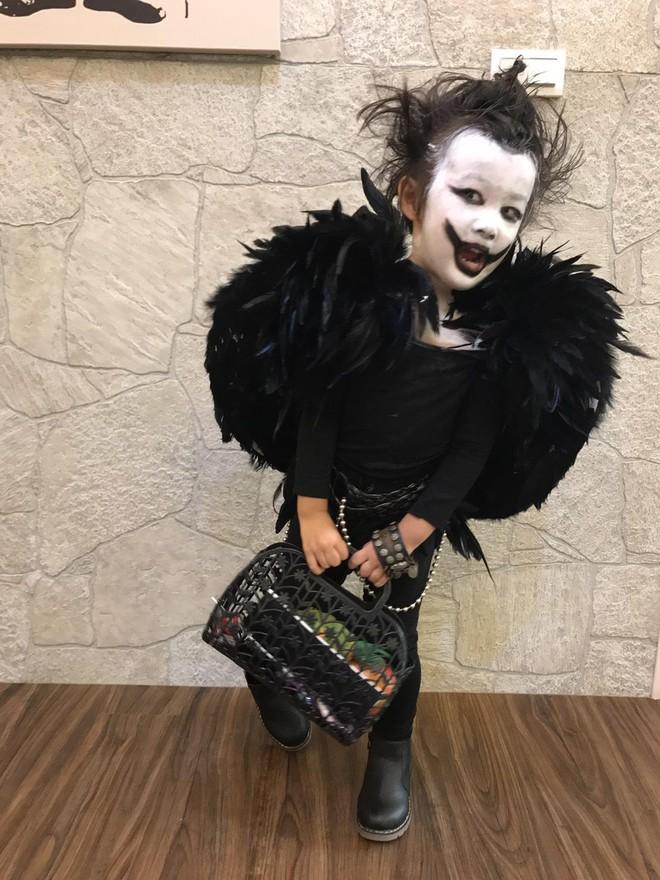 """""""Con ma Vô Diện"""" Halloween năm ngoái nay đã thăng cấp thành Thần chết lại gây sốt mạng xã hội - Ảnh 4."""