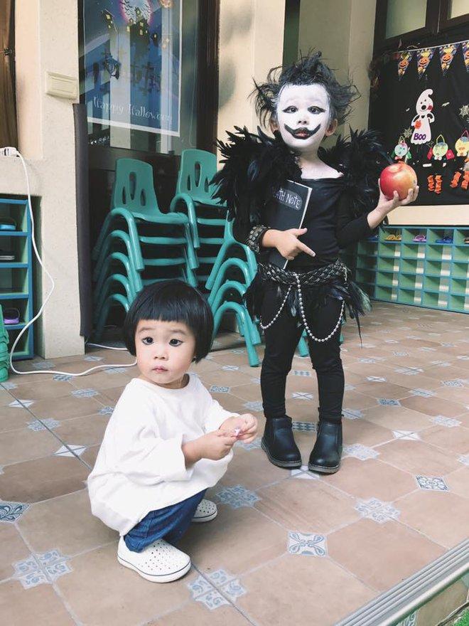 """""""Con ma Vô Diện"""" Halloween năm ngoái nay đã thăng cấp thành Thần chết lại gây sốt mạng xã hội - Ảnh 8."""