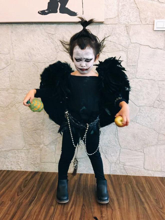 """""""Con ma Vô Diện"""" Halloween năm ngoái nay đã thăng cấp thành Thần chết lại gây sốt mạng xã hội - Ảnh 10."""