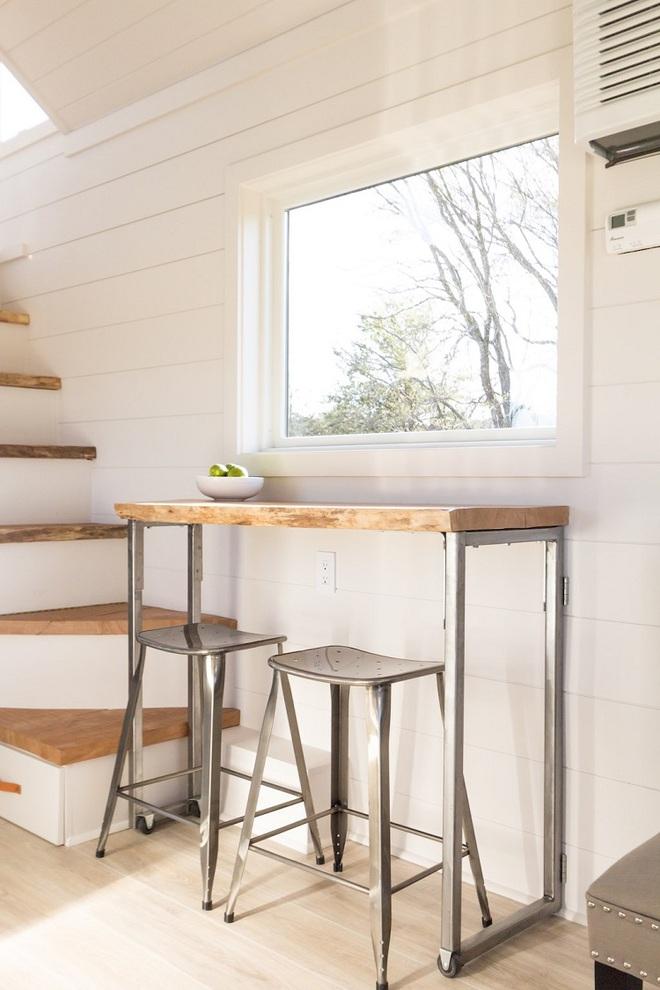 Bạn đã biết gì chưa: Giấc mơ về ngôi nhà nhỏ di động có nhà kính trồng hoa đã không còn khó thực hiện - Ảnh 8.