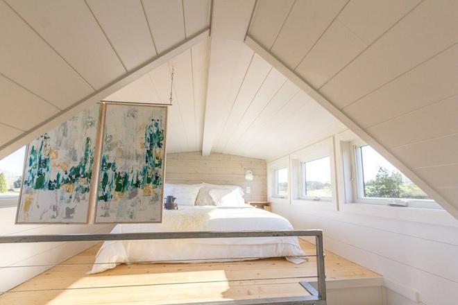 Bạn đã biết gì chưa: Giấc mơ về ngôi nhà nhỏ di động có nhà kính trồng hoa đã không còn khó thực hiện - Ảnh 10.