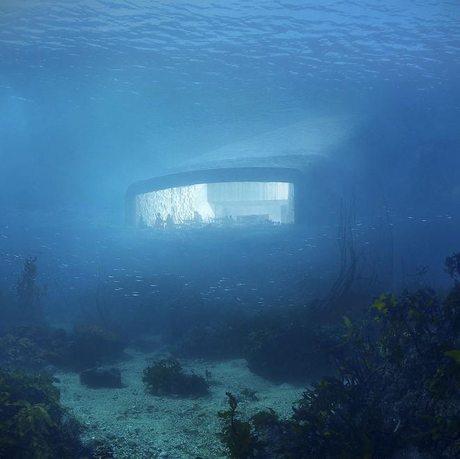 Cứ ngỡ tảng đá khổng lồ nổi trên mặt nước, tới gần ai cũng phải thốt lên kinh ngạc - Ảnh 7.