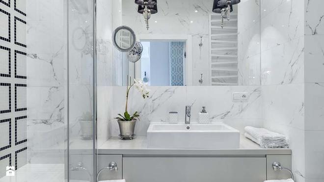 Đèn led – Mẫu đèn lý tưởng để làm bừng sáng phòng tắm gia đình - Ảnh 2.