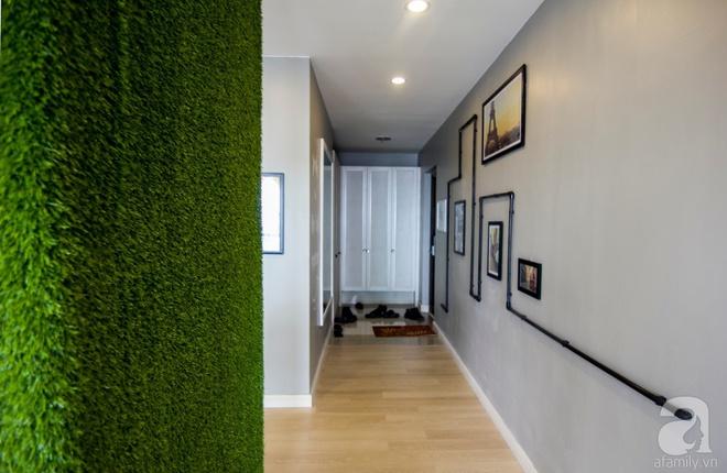 Căn hộ 83m² thoáng mát và ấn tượng với chi phí thi công 100 triệu đồng ở Hà Nội - Ảnh 2.