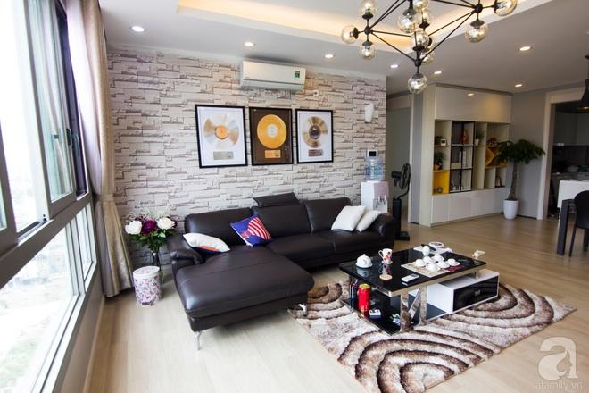 Căn hộ 83m² thoáng mát và ấn tượng với chi phí thi công 100 triệu đồng ở Hà Nội - Ảnh 8.