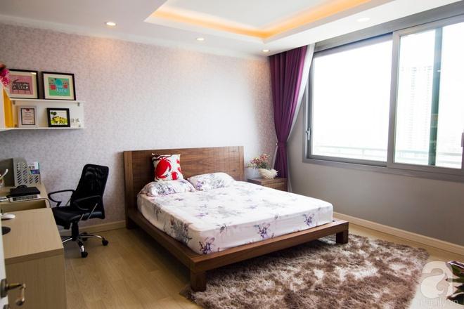 Căn hộ 83m² thoáng mát và ấn tượng với chi phí thi công 100 triệu đồng ở Hà Nội - Ảnh 16.
