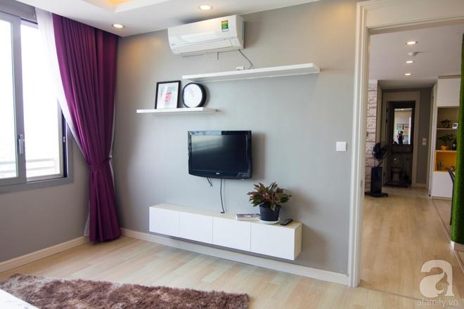 Căn hộ 83m² thoáng mát và ấn tượng với chi phí thi công 100 triệu đồng ở Hà Nội - Ảnh 17.