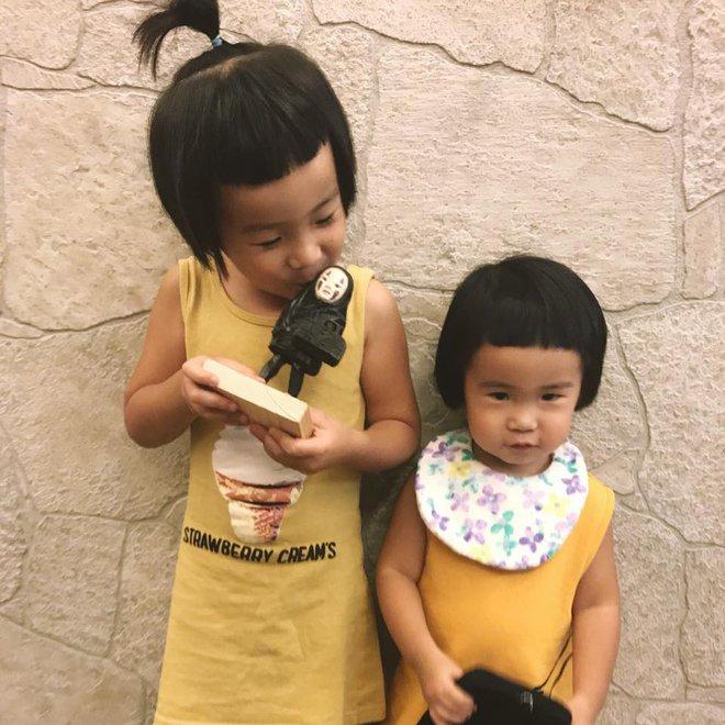 Ngố không để đâu cho hết, cặp chị em con ma Vô Diện ngày thường cũng hot chẳng kém khi hóa trang - Ảnh 11.