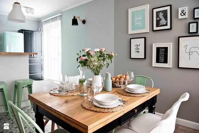 Tranh chữ slogan – xu hướng trang trí nội thất đỉnh cao bắt nguồn từ sự tối giản - Ảnh 7.