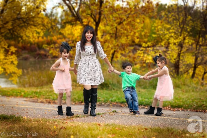 Khu vườn rộng gần 40 nghìn m² xanh tươi rau quả Việt của mẹ 3 con ở Canada - Ảnh 3.