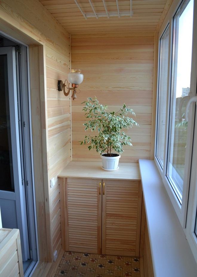 Thiết kế tủ lưu trữ ở ban công chỉ với 2m² là có thể thực hiện được, bạn đã biết chưa? - Ảnh 4.