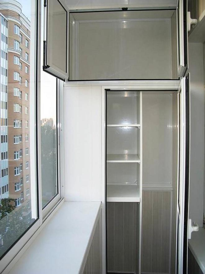 Thiết kế tủ lưu trữ ở ban công chỉ với 2m² là có thể thực hiện được, bạn đã biết chưa? - Ảnh 6.